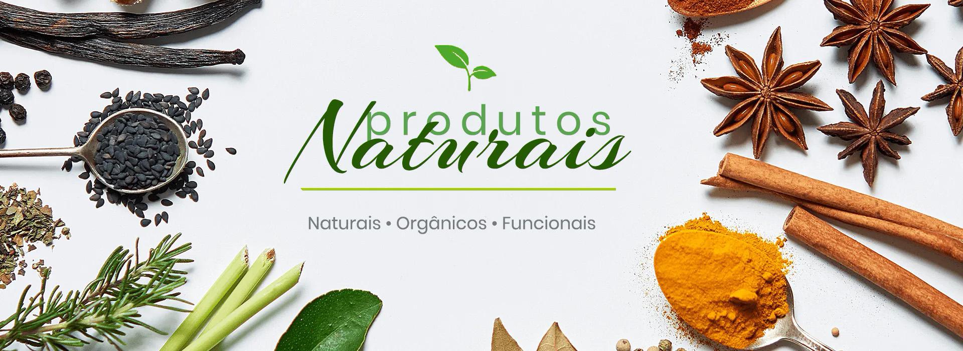 banner produtos naturais